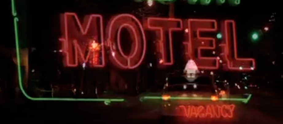 Motel and Taxi_Night