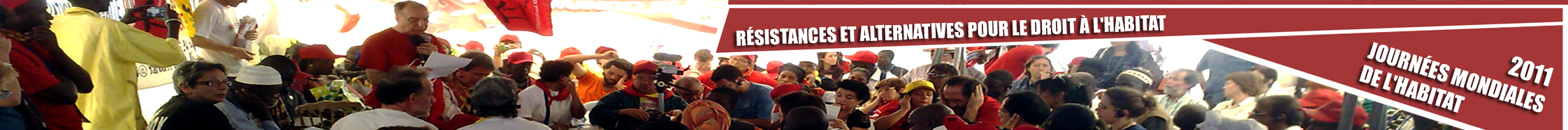 World Habitat Days: Resistance