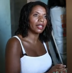 Elisângela used video against forced evictions in Brazil.