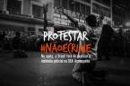 Protestar não é crime