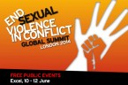 EndSexualViolenceSummit_London2014