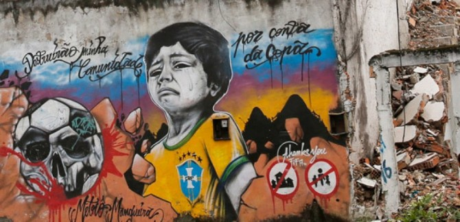 "From blog ""World Cup Tears Brazil"""
