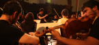 Rehearsal #SOSVenezuela Concerts