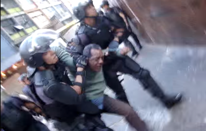 Screenshot from video by Centro Gaspar Garcia user on YouTube
