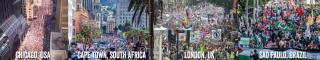 Mashup of images from http://mondoweiss.net/2014/07/worldwide-protest-israeli.html