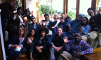 Group of participants at WITNESS training, Cape Town, South Africa. September 2014. Photo: Sara Federlein