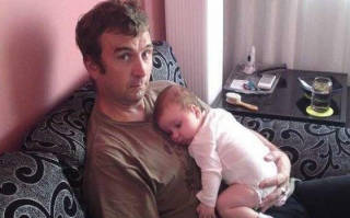British aid worker David Haines. Supporters and colleagues circulated this family photo imploring others to share this image rather than the video of Mr. Haines being murdered by ISIS. From Twitter user Sajad Jiyad: https://twitter.com/SajadJiyad/status/510924036931473408/photo/1