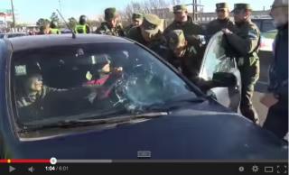 HRC Argentina Police Brutality