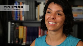 Mora Fernández- SGBV Guide video series still
