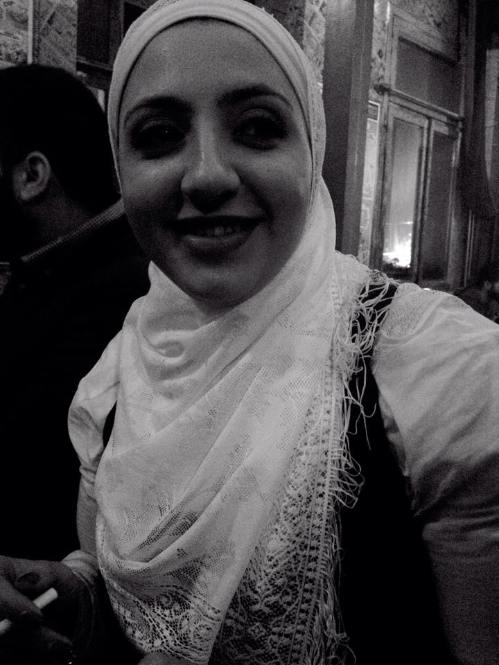 Mayss Al-Zoubi, MENA Program Asst. for WITNESS