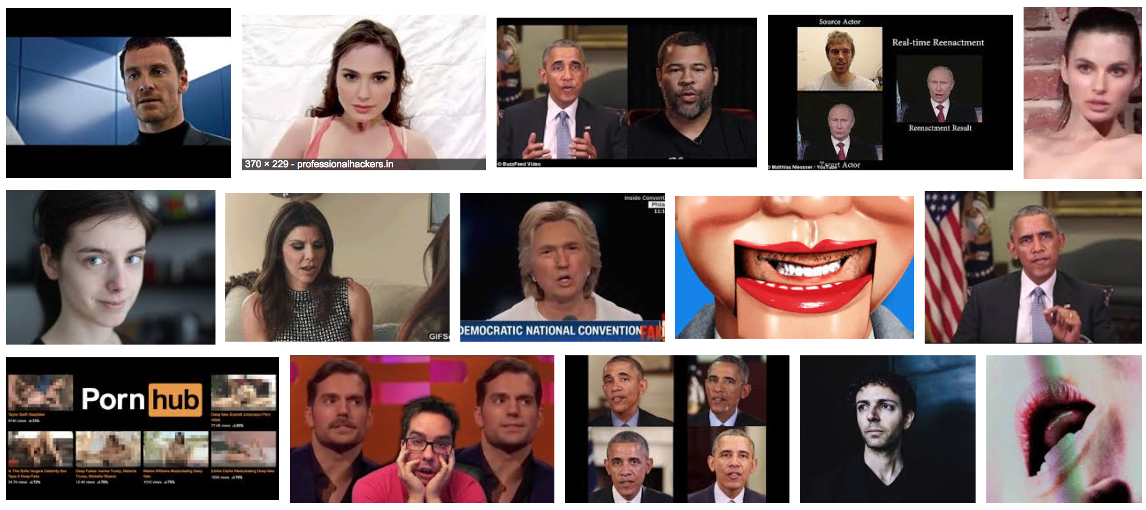 Deepfakes and Synthetic Media: What should we fear? What can we do